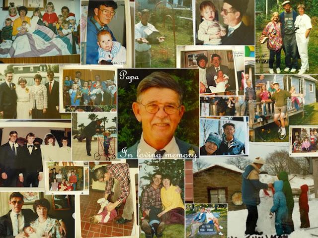 Papa Collage