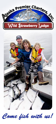 Come fish with us in Sitka, Alaska!