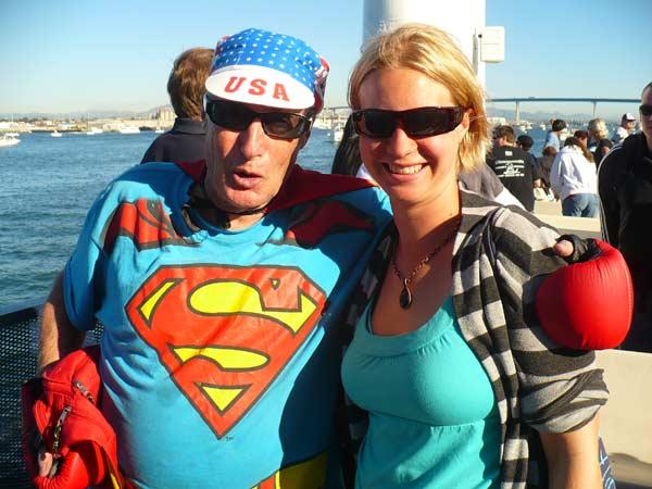 Superman and Ev