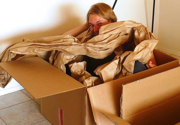 Stuck in a Box