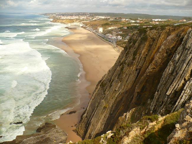 Dinossaurio Geological Phenomenon Portugal