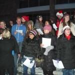 Christmas Carolers in Talin