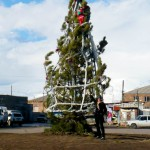 Our Town Christmas Tree