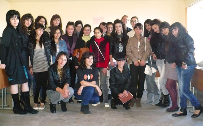 All Participants at the Gender Workshop