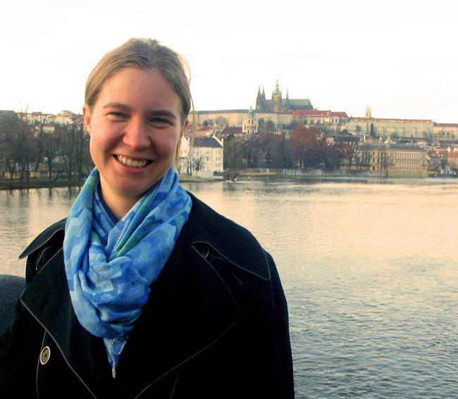 Ev in Prague