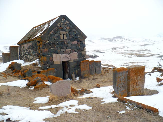 Astvatsatsin Church in Armenia