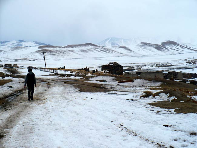 Beaten Path in Armenia
