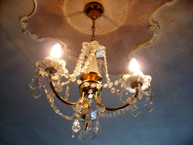 Apartment Chandelier