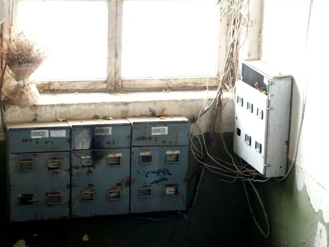 Electric Meters in Armenia