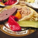 Kufta or Kyufta Armenian Dish