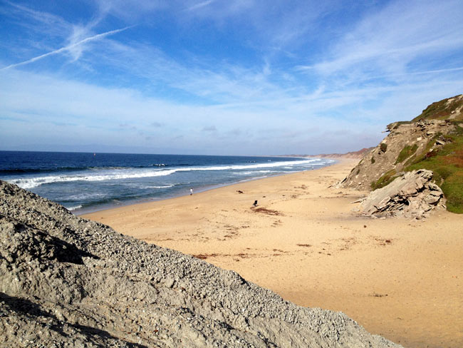 Pacific Ocean, Monterey, California