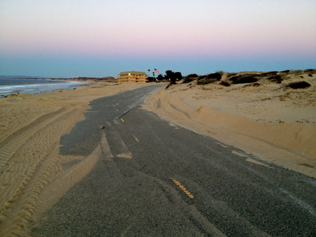 Sandy Bike Path