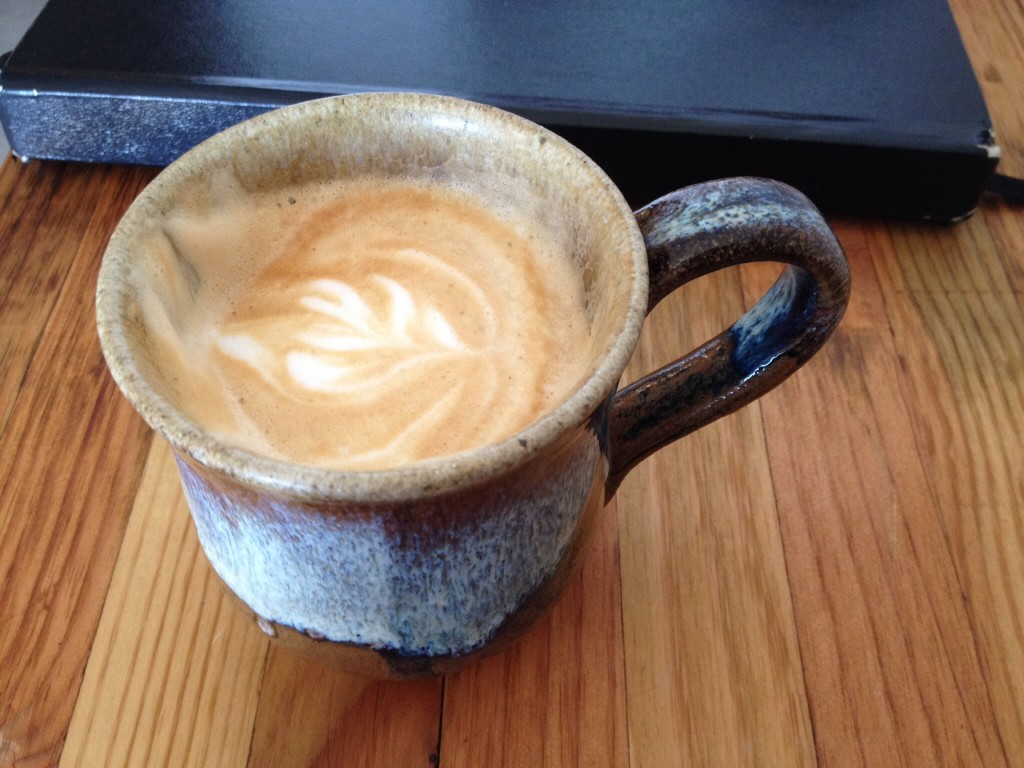 There's nothing like a cup of coffee at an awesome coffee shop to help you plan your future!
