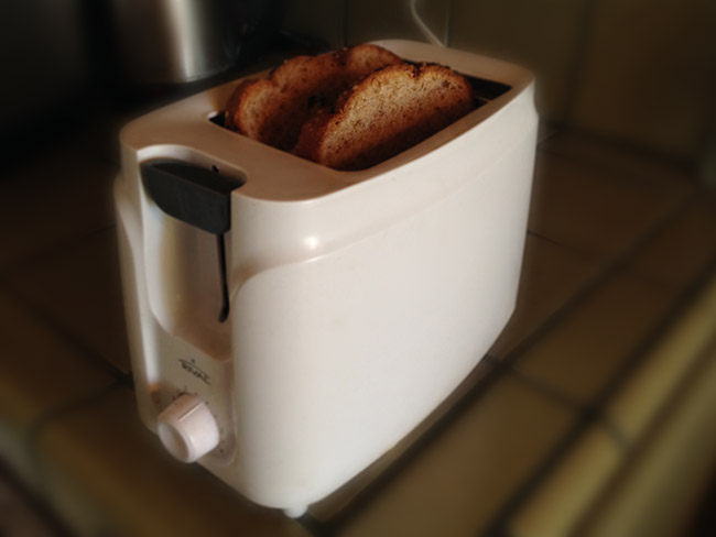 What is Toast? This is [a] toast.