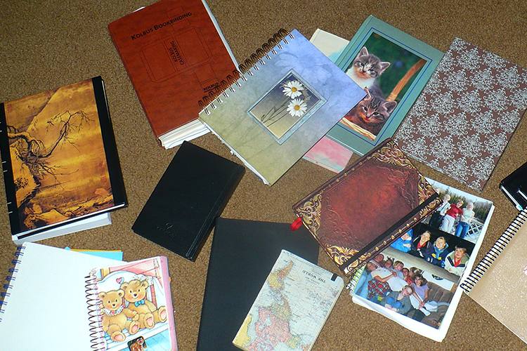My Old Journals